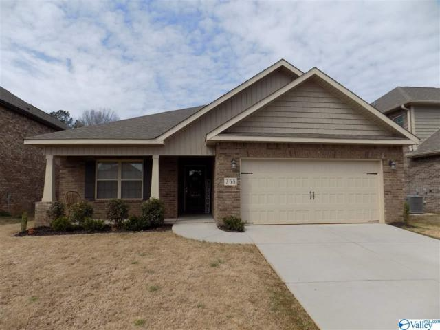 258 Willow Bank Circle, Priceville, AL 35603 (MLS #1113718) :: Amanda Howard Sotheby's International Realty