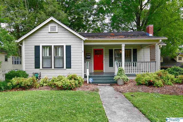 1116 Pratt Avenue, Huntsville, AL 35801 (MLS #1118447) :: Eric Cady Real Estate