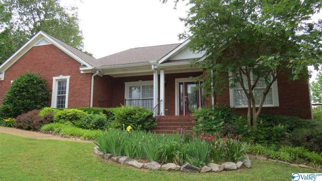 121 Eagle Ridge Drive, Guntersville, AL 35976 (MLS #1122676) :: Amanda Howard Sotheby's International Realty