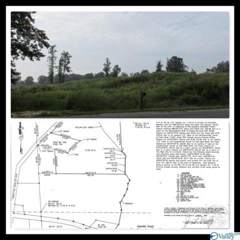 Happy Hill Cut Off Road, Boaz, AL 35956 (MLS #1125506) :: Amanda Howard Sotheby's International Realty