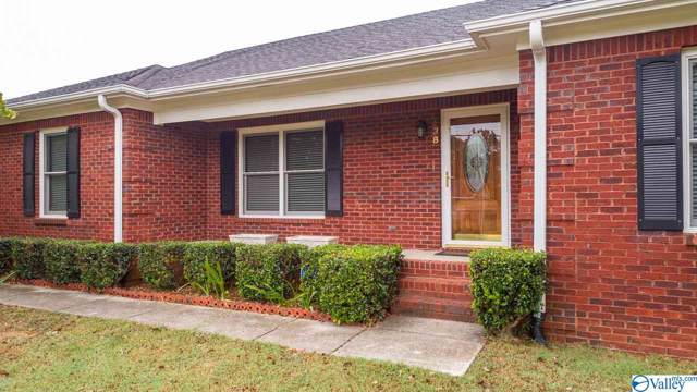 138 Hazelwood Drive, Hazel Green, AL 35750 (MLS #1129544) :: Amanda Howard Sotheby's International Realty