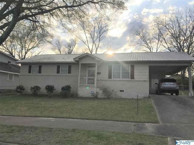 415 Webster Street, Gadsden, AL 35904 (MLS #1130644) :: Southern Shade Realty