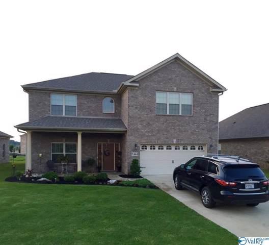 2444 Bell Manor Drive, Huntsville, AL 35803 (MLS #1134931) :: Amanda Howard Sotheby's International Realty