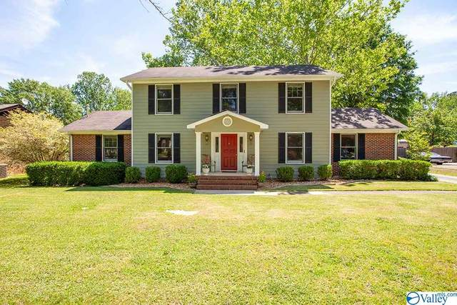 1114 Mason Drive, Hartselle, AL 35640 (MLS #1143156) :: Amanda Howard Sotheby's International Realty