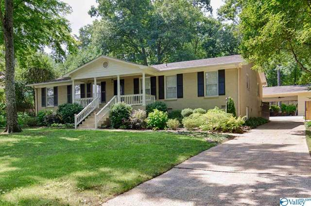 2806 Bentley Street, Huntsville, AL 35801 (MLS #1148807) :: Amanda Howard Sotheby's International Realty