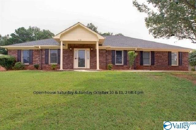 135 Castleton Drive, Harvest, AL 35749 (MLS #1152413) :: MarMac Real Estate