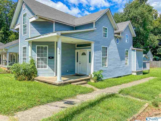 200 Beirne Avenue, Huntsville, AL 35801 (MLS #1153131) :: RE/MAX Distinctive | Lowrey Team