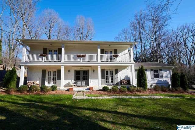 2203 Woodcliff Road, Huntsville, AL 35801 (MLS #1774660) :: Green Real Estate
