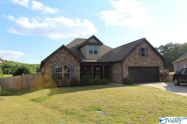 119 Churchill Terrace, Priceville, AL 35603 (MLS #1774680) :: Green Real Estate