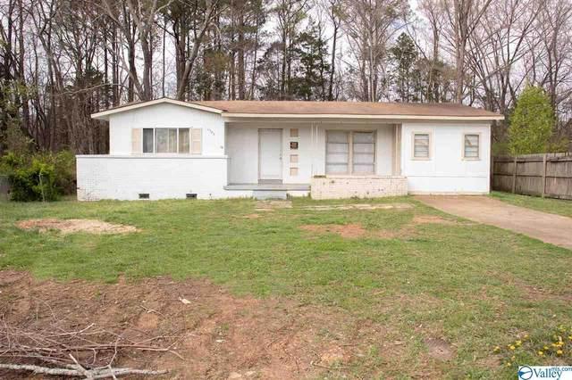 2234 Atkins Drive, Huntsville, AL 35810 (MLS #1776786) :: Southern Shade Realty