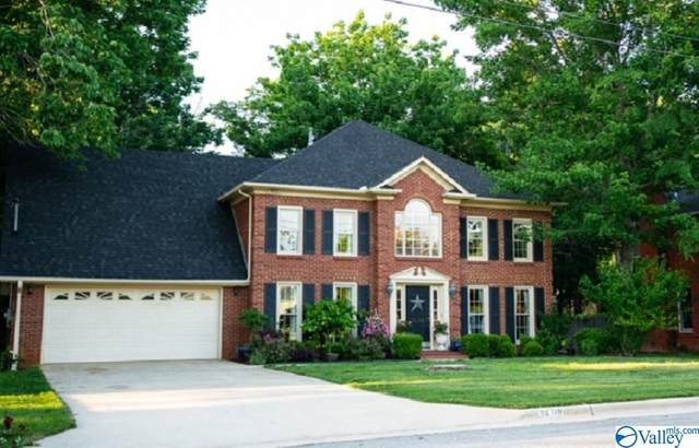 1206 SW Timberland Drive, Decatur, AL 35603 (MLS #1780597) :: Amanda Howard Sotheby's International Realty