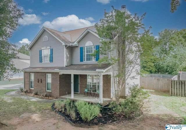113 Green Springs Drive, Madison, AL 35758 (MLS #1781699) :: Green Real Estate
