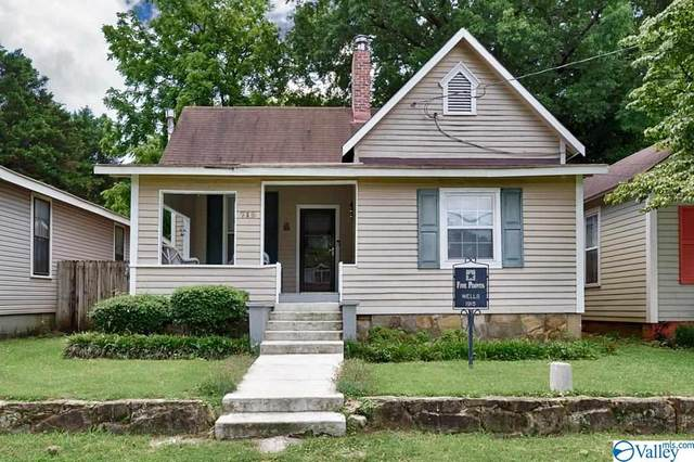 712 Oshaughnessy Avenue, Huntsville, AL 35801 (MLS #1783733) :: LocAL Realty