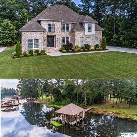 677 Goose Pond Island Drive, Scottsboro, AL 35769 (MLS #1784367) :: Southern Shade Realty