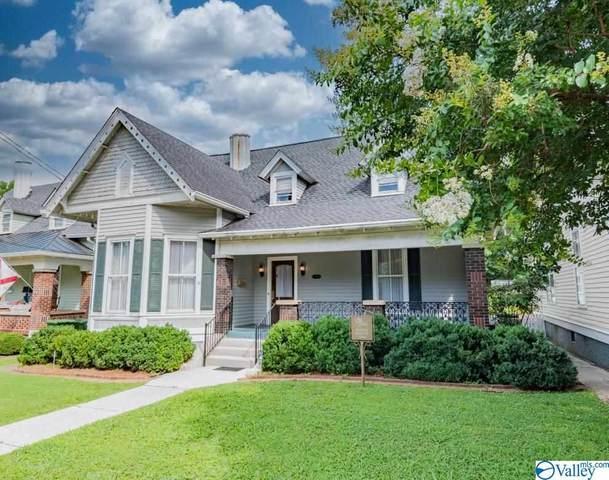 513 Clinton Avenue, Huntsville, AL 35801 (MLS #1785259) :: LocAL Realty
