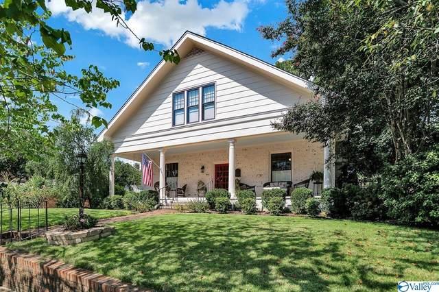 414 Walnut Street, Decatur, AL 35601 (MLS #1788804) :: MarMac Real Estate