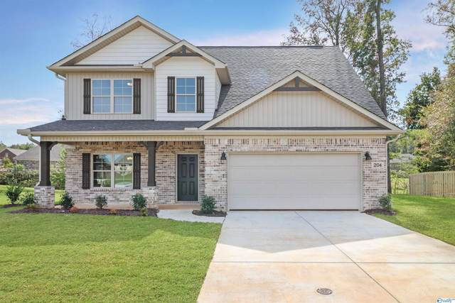 236 Yarbrough Road, Harvest, AL 35749 (MLS #1788880) :: Southern Shade Realty