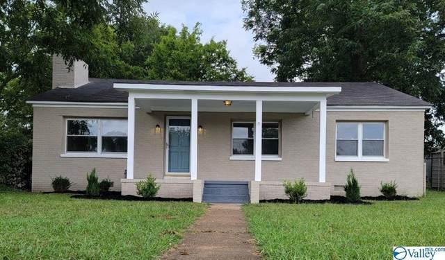 17 W 2nd Street, Falkville, AL 35622 (MLS #1790822) :: RE/MAX Unlimited