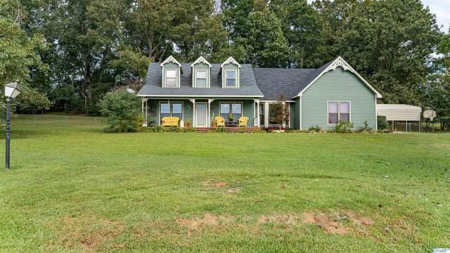 111 Starr Road, Hazel Green, AL 35750 (MLS #1792711) :: MarMac Real Estate