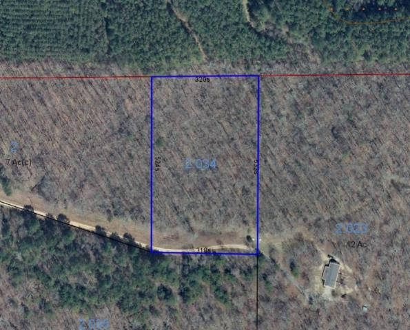 1062 County Road 137, Cedar Bluff, AL 35959 (MLS #1045315) :: Amanda Howard Sotheby's International Realty
