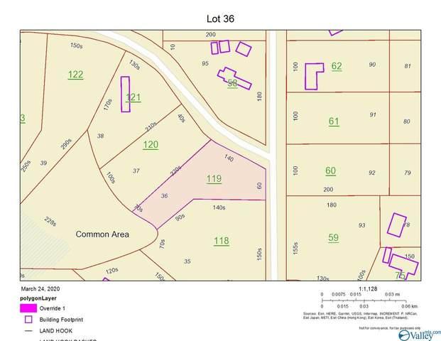 Lot 36 County Road 683, Cedar Bluff, AL 35959 (MLS #1077641) :: RE/MAX Distinctive | Lowrey Team