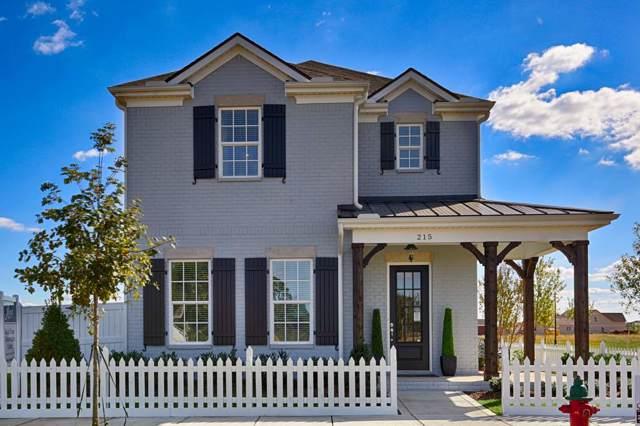 215 Mission Street, Madison, AL 35756 (MLS #1091014) :: Capstone Realty