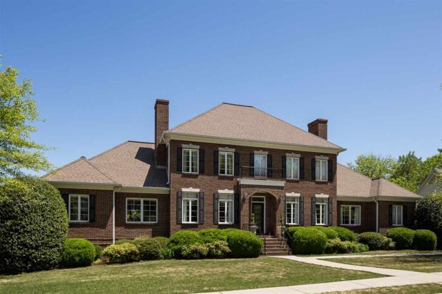 4601 Colewood Circle, Huntsville, AL 35802 (MLS #1093040) :: Capstone Realty