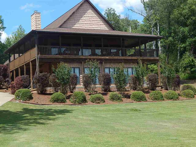 468 County Road 707, Cedar Bluff, AL 35359 (MLS #1093177) :: Capstone Realty