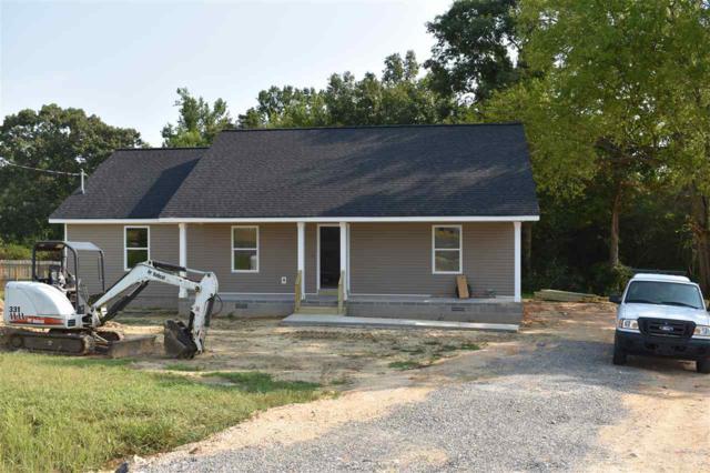 142 County Road 1033, Fort Payne, AL 35968 (MLS #1093631) :: Amanda Howard Sotheby's International Realty