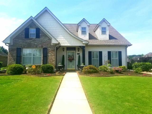 711 Appaloosa Lane, Decatur, AL 35603 (MLS #1094051) :: RE/MAX Alliance