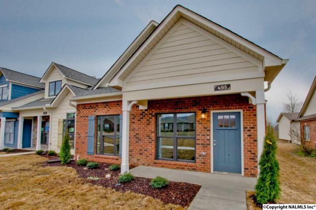 495 Wade Road, Owens Cross Roads, AL 35763 (MLS #1104496) :: Amanda Howard Sotheby's International Realty