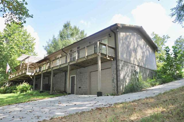 400 County Road 954, Crane Hill, AL 35053 (MLS #1125113) :: Capstone Realty