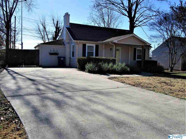 607 Auburn Avenue, Huntsville, AL 35801 (MLS #1132663) :: Capstone Realty