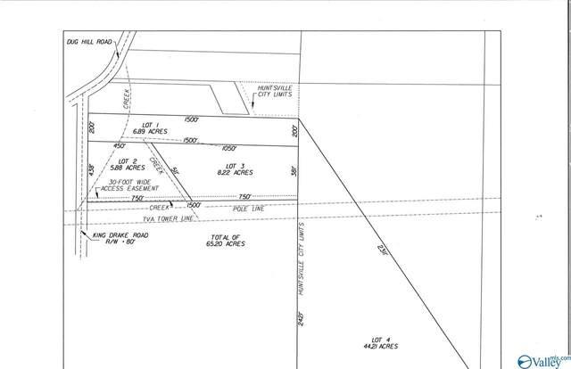 0 King Drake Road, Brownsboro, AL 35741 (MLS #1148733) :: RE/MAX Distinctive | Lowrey Team