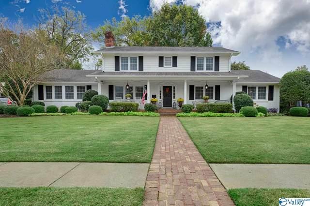 501 Homewood Drive, Huntsville, AL 35801 (MLS #1151652) :: RE/MAX Unlimited