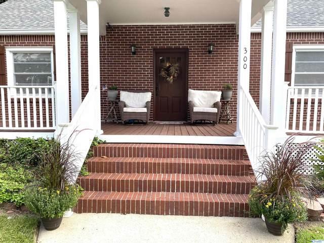 300 E East Mccord Avenue, Albertville, AL 35950 (MLS #1783539) :: Green Real Estate