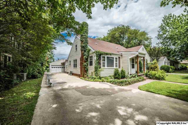 318 Rhett Avenue, Huntsville, AL 35801 (MLS #1072843) :: Amanda Howard Real Estate™
