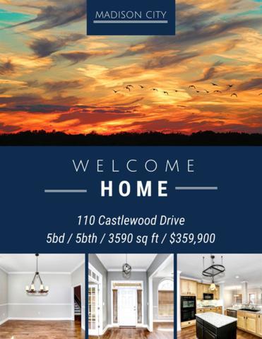 110 Castlewood Drive, Madison, AL 35756 (MLS #1094016) :: Intero Real Estate Services Huntsville