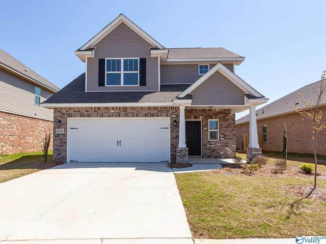 624 Magnolia Place Lane, Hartselle, AL 35640 (MLS #1127364) :: Revolved Realty Madison