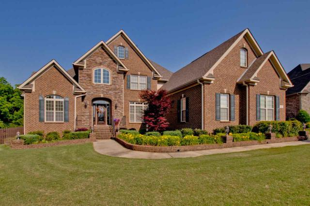 132 Forest Ridge Drive, Huntsville, AL 35806 (MLS #1083570) :: RE/MAX Alliance