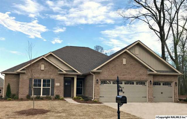 111 Pine Manor Drive, Madison, AL 35756 (MLS #1086679) :: Amanda Howard Real Estate™