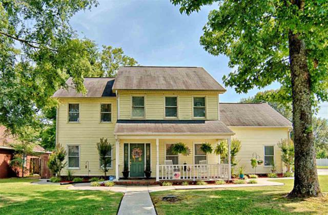 2713 SW Friar Tuck Court, Decatur, AL 35603 (MLS #1091502) :: Capstone Realty