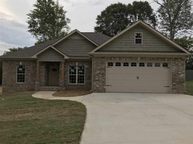 121 Lewis Vann Drive, Hazel Green, AL 35750 (MLS #1097398) :: Amanda Howard Sotheby's International Realty