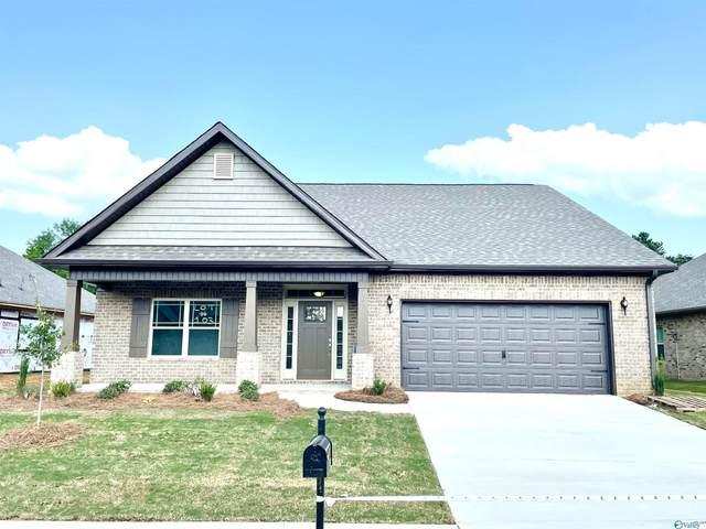 16211 Trestle Street, Huntsville, AL 35803 (MLS #1784346) :: Green Real Estate