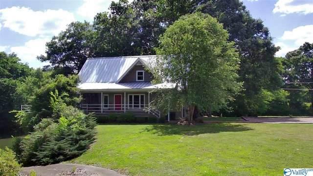 410 County Road 388, Centre, AL 35960 (MLS #1782198) :: MarMac Real Estate