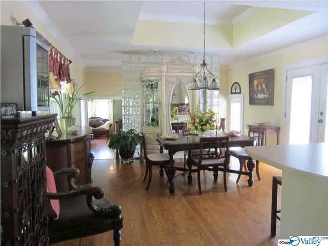 2111 Brown Street, Guntersville, AL 35976 (MLS #1127859) :: Amanda Howard Sotheby's International Realty