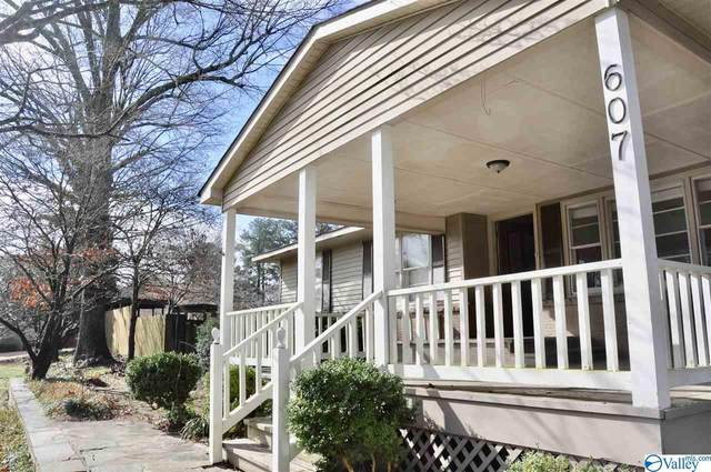 607 7TH STREET, Arab, AL 35016 (MLS #1135936) :: Coldwell Banker of the Valley