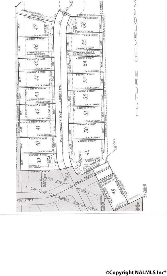 lot Wickerberry Way, Athens, AL 35611 (MLS #1012737) :: Weiss Lake Realty & Appraisals
