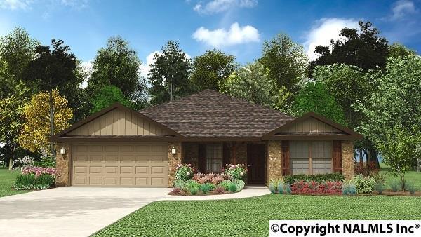 1736 Oscar Patterson Road, New Market, AL 35761 (MLS #1054714) :: Amanda Howard Real Estate™