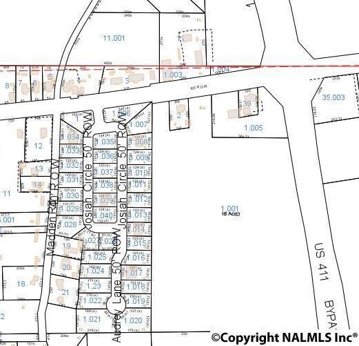 Lot 1B Josiah Circle, Centre, AL 35960 (MLS #1069981) :: RE/MAX Alliance